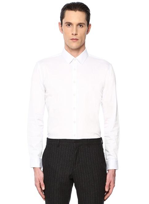 NetWork Klasik Gömlek Beyaz